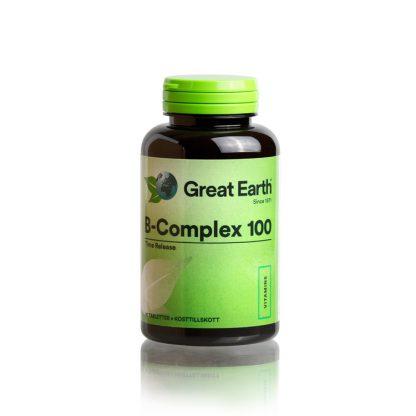 B-Complex 100 mg