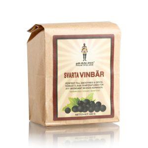 Svartvinbarspulver 500 g